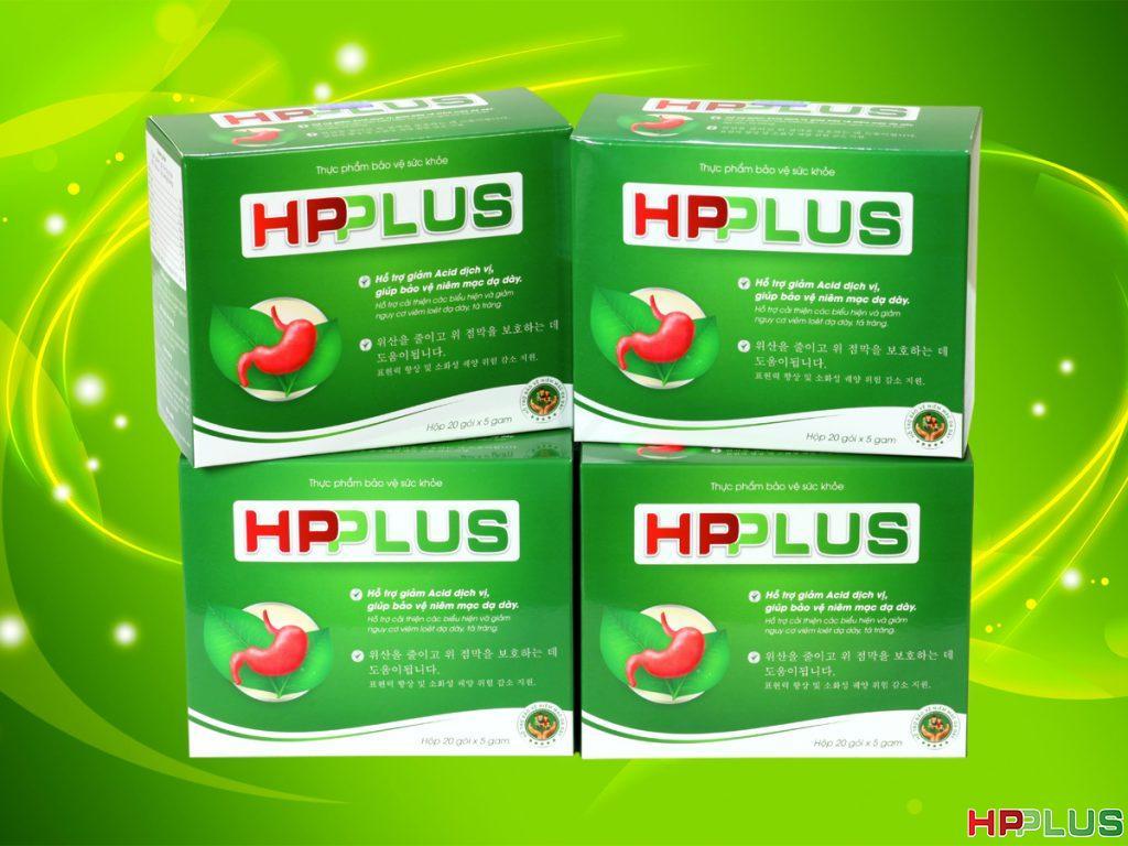 Dạ Dày HP Plus - giải pháp dành cho bệnh dạ dày