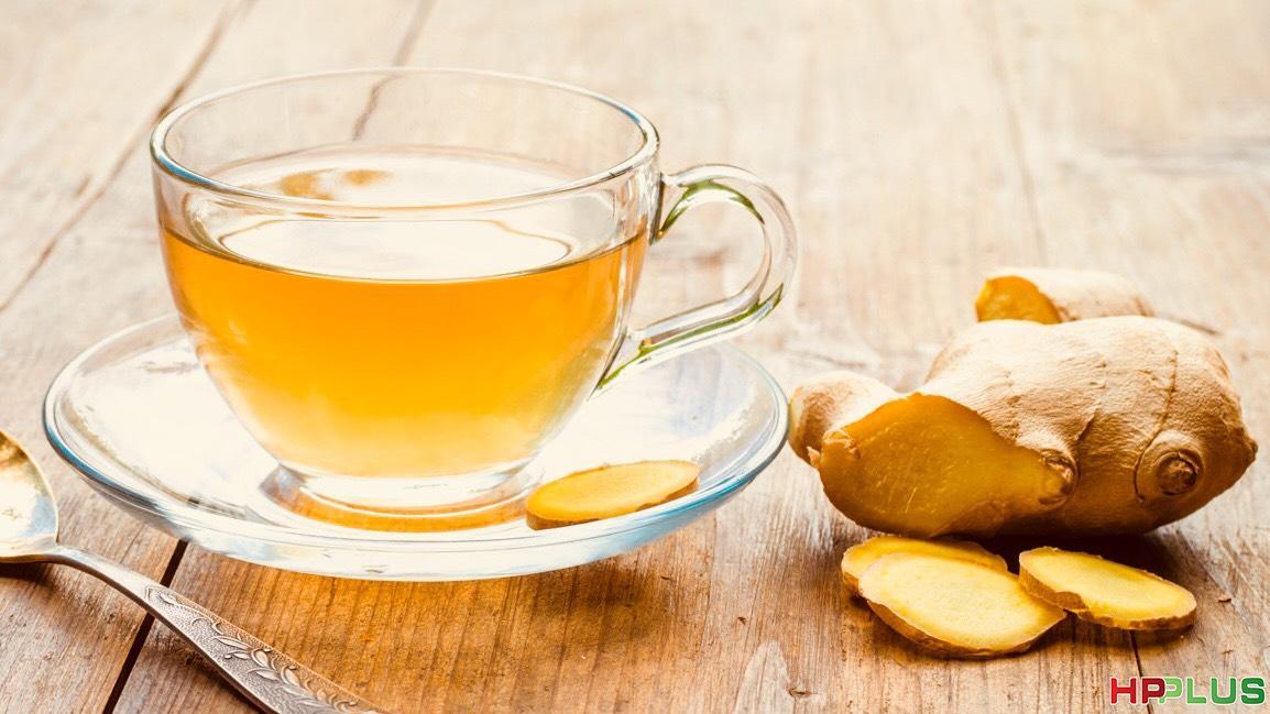 8 tác dụng của trà gừng