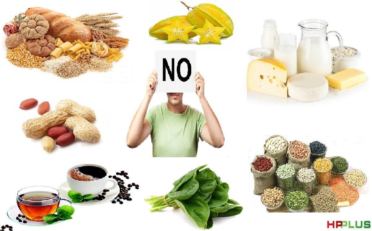 Thiếu máu không nên ăn gì? Những thực phẩm người thiếu máu nên ...