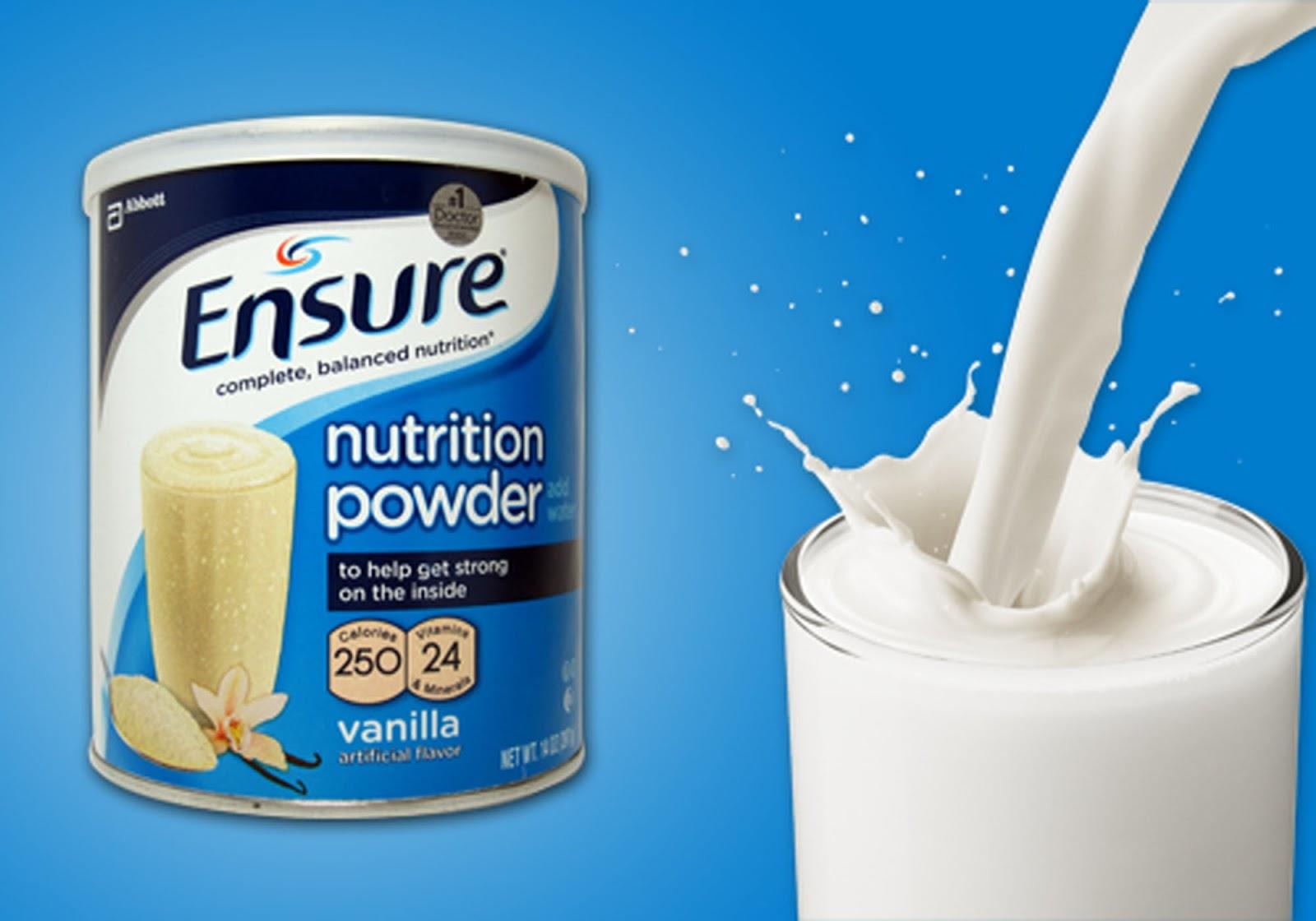 Người đau dạ dày có uống sữa ensure được không? - Tỳ Bách Thảo