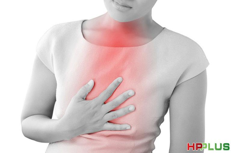 Bệnh trào ngược dạ dày có nguy hiểm không