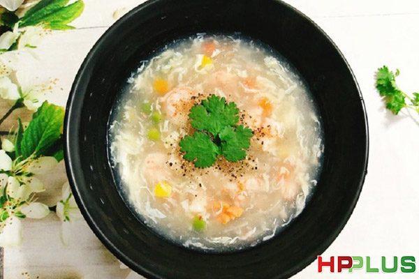 Bí quyết nấu súp tôm tuyệt ngon tại nhà - Đầu Bếp Gia Đình