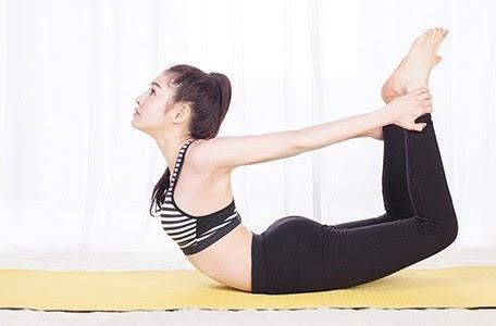 Các bài tập thể dục và yoga chữa trào ngược dạ dày của Nguyễn Hiếu