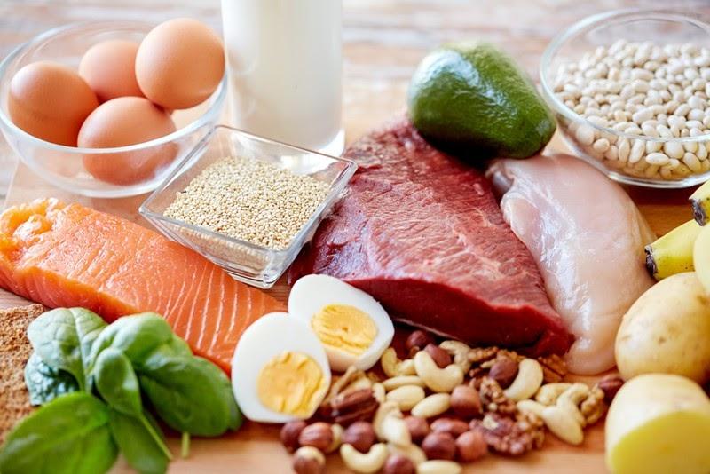 Dinh dưỡng cân bằng giúp khỏe và đẹp hơn | Đời sống | Thanh Niên