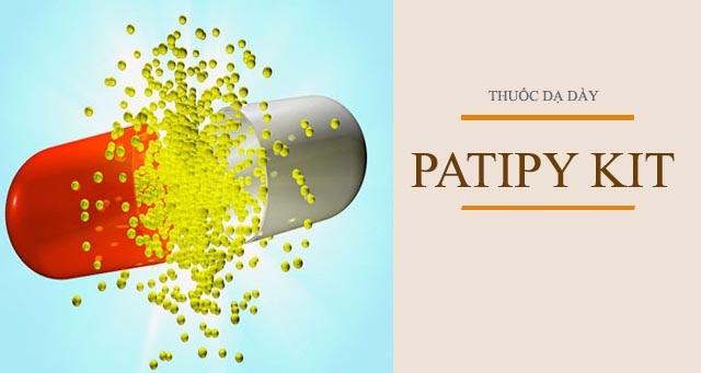 Thuốc đau dạ dày Kit 7 ngày của Ấn Độ đem lại hiệu quả trong điều trị bệnh