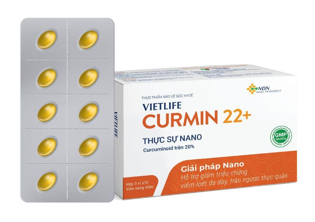 Dùng Vietlife Curmin 22+ trong bao lâu thì có thể mang lại hiệu quả tốt nhất?   Curmin22+