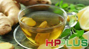 Đau dạ dày nên uống trà gừng hay không ?