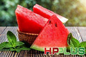 Đau dạ dày có ăn được dưa hấu không ?