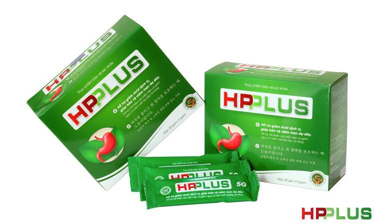 Dạ Dày HP Plus sản phẩm dành cho người đau dạ dày