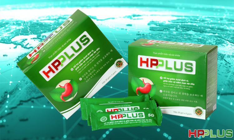 Dạ Dày HP Plus chứa 10 thành phần thảo dược quý hiếm