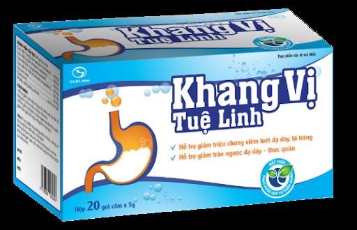 Thực phẩm bảo vệ sức khỏe: Khang Vị Tuệ Linh