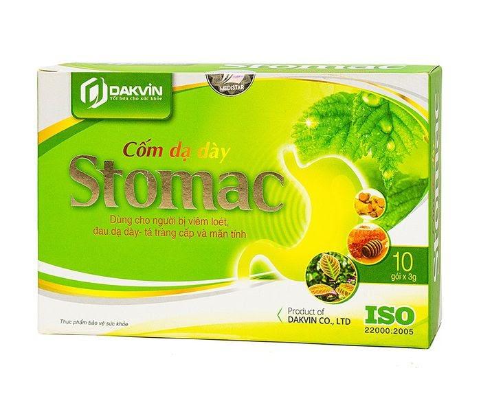 Cốm Dạ Dày Stomac Medistar 10 Gói - Nhà thuốc Long Châu
