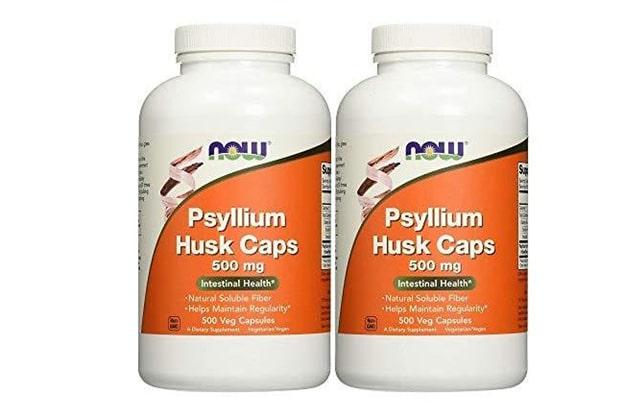 Now Psyllium Husk