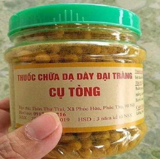 thuoc da day cu tong