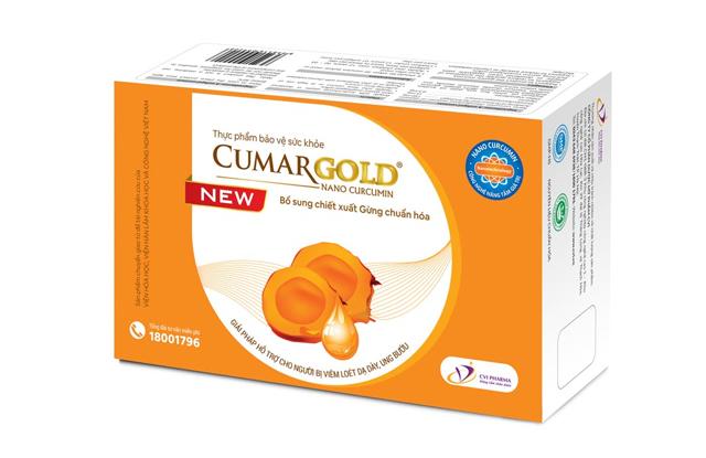 Thuốc dạ dày Cumargold