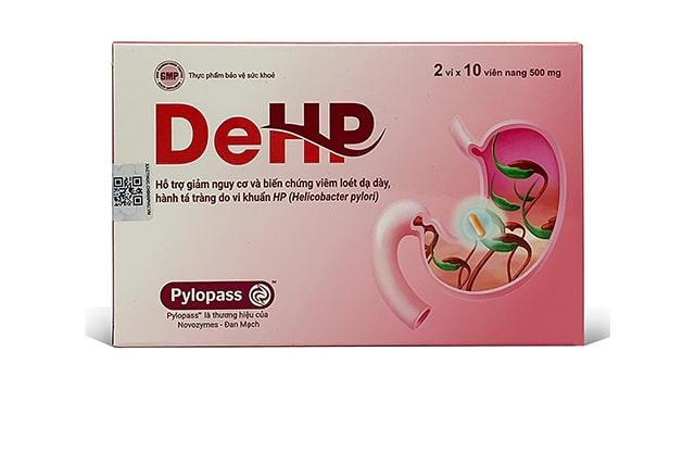 Thuốc dạ dày DeHP D004