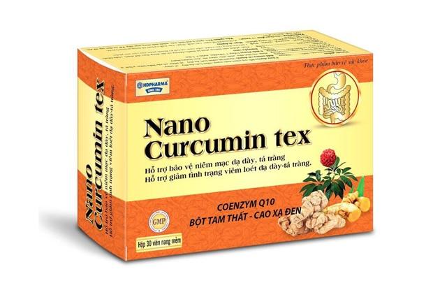 Nano Curcumin Tex
