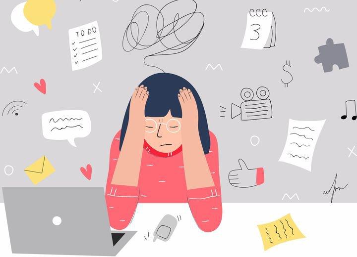 Làm sao để vượt qua trạng thái stress, căng thẳng? | Vinmec