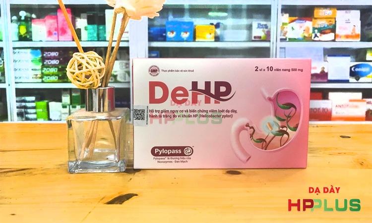 hộp DeHP